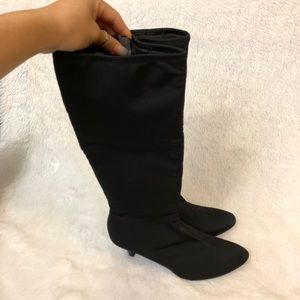 Impo stretch Vande long boots size 8.5